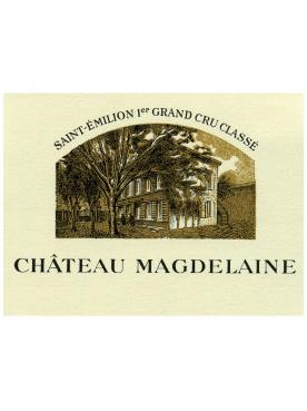 Château Magdelaine 2009 Original wooden case of 6 bottles (6x75cl)