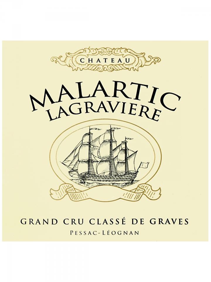 Château Malartic-Lagravière 2014 Original wooden case of 12 bottles (12x75cl)
