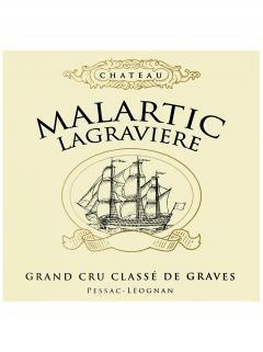 Château Malartic-Lagravière 2011 Original wooden case of 12 bottles (12x75cl)