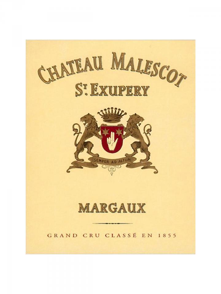 Château Malescot Saint Exupery 2011 Original wooden case of 6 bottles (6x75cl)