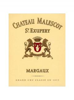 Château Malescot Saint Exupery 2009 Original wooden case of 12 bottles (12x75cl)