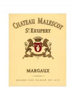 Château Malescot Saint Exupery 2013 Original wooden case of 12 bottles (12x75cl)