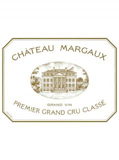 Château Margaux 2014 Original wooden case of 12 bottles (12x75cl)