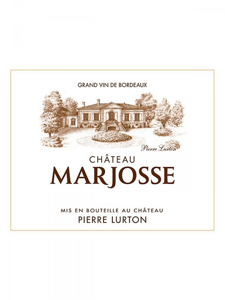 Château Marjosse 2015 12 bottles (12x75cl)