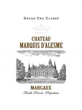 Château Marquis d'Alesme 1989 Bottle (75cl)