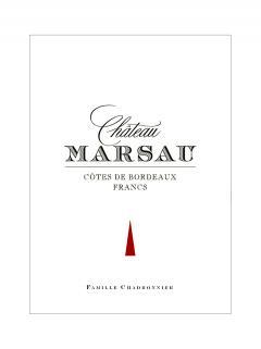 Château Marsau 2016 6 bottles (6x75cl)