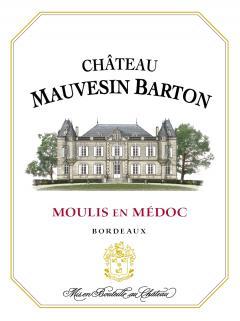 Château Mauvesin Barton 2011 Original wooden case of 6 bottles (6x75cl)