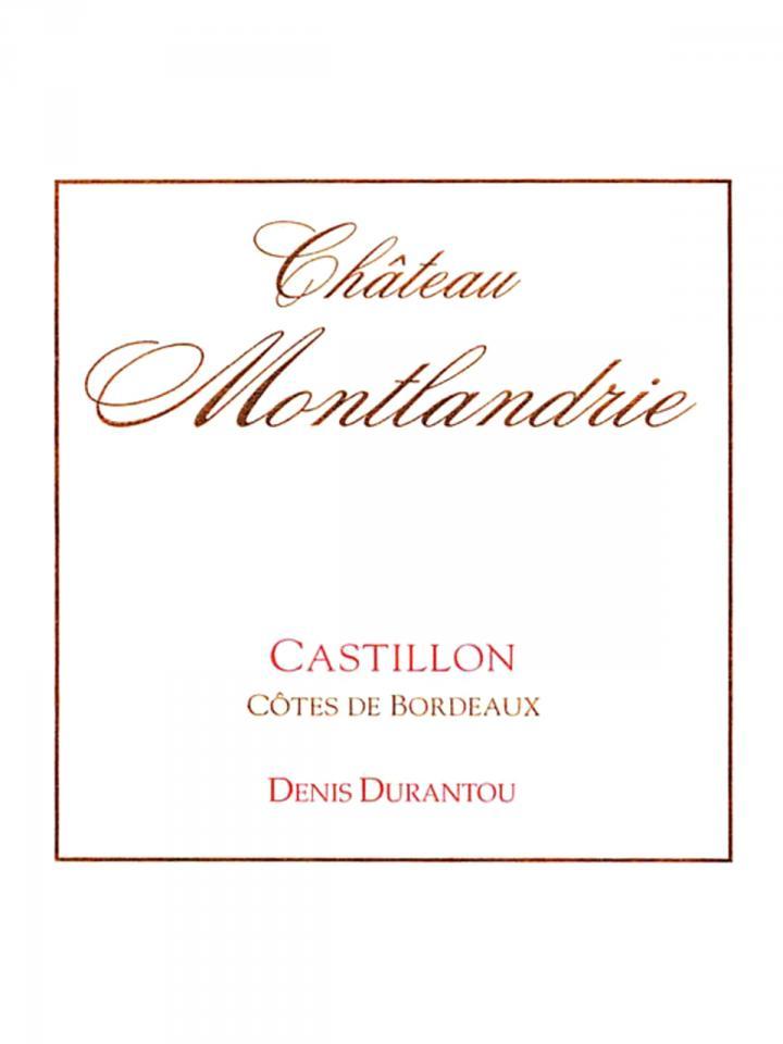Château Montlandrie 2013 6 bottles (6x75cl)