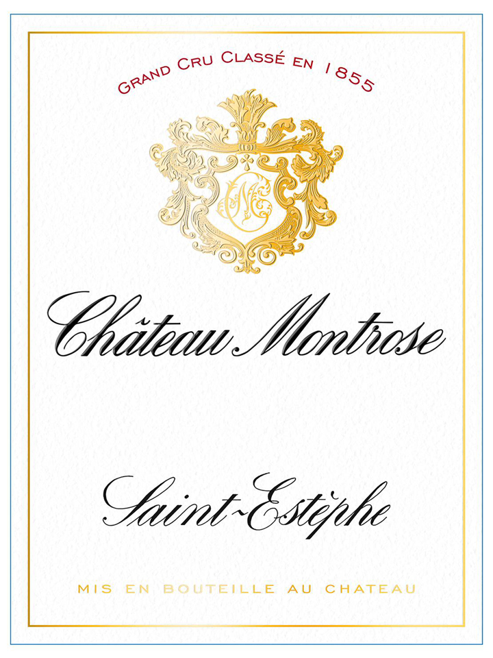Château Montrose 2014 Original wooden case of 6 bottles (6x75cl)