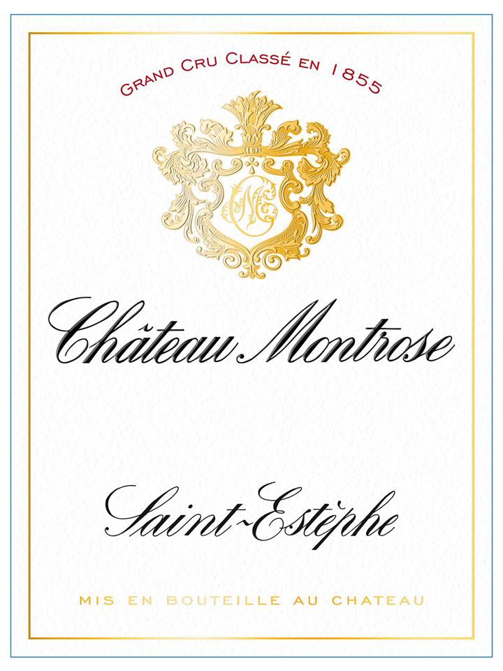Château Montrose 2000 Original wooden case of 12 bottles (12x75cl)