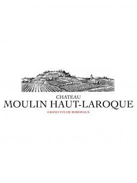 Château Moulin Haut-Laroque 2017 6 bottles (6x75cl)