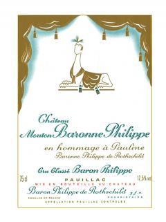 Château Mouton Baronne Philippe 1967 Bottle (75cl)