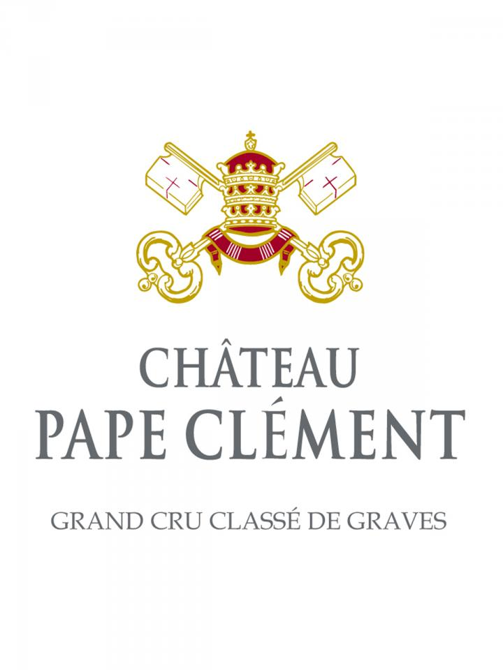 Château Pape Clément 1989 Original wooden case of 12 bottles (12x75cl)