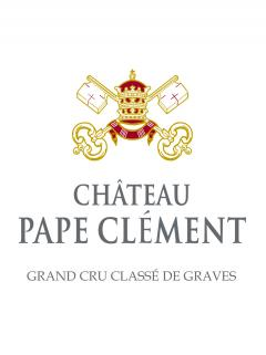 Château Pape Clément 2005 Original wooden case of 12 bottles (12x75cl)