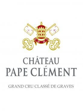 Château Pape Clément 2015 Original wooden case of 12 bottles (12x75cl)