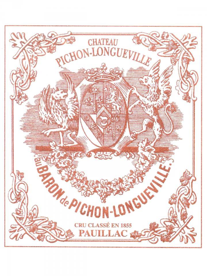 Château Pichon-Longueville Baron 2004 Bottle (75cl)