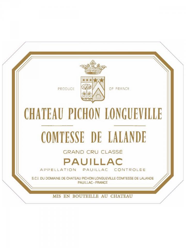 Château Pichon-Longueville Comtesse de Lalande 2002 Bottle (75cl)
