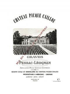 Château Picque Caillou 1965 Bottle (75cl)