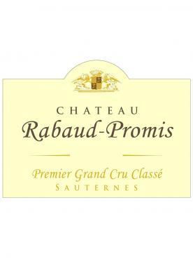Château Rabaud-Promis 1985 Original wooden case of 12 bottles (12x75cl)