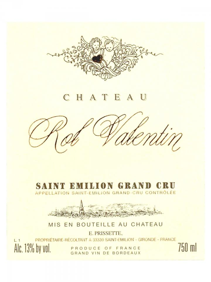 Château Rol Valentin 2011 Original wooden case of 6 bottles (6x75cl)