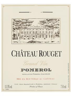 Château Rouget 2011 Original wooden case of 12 bottles (12x75cl)