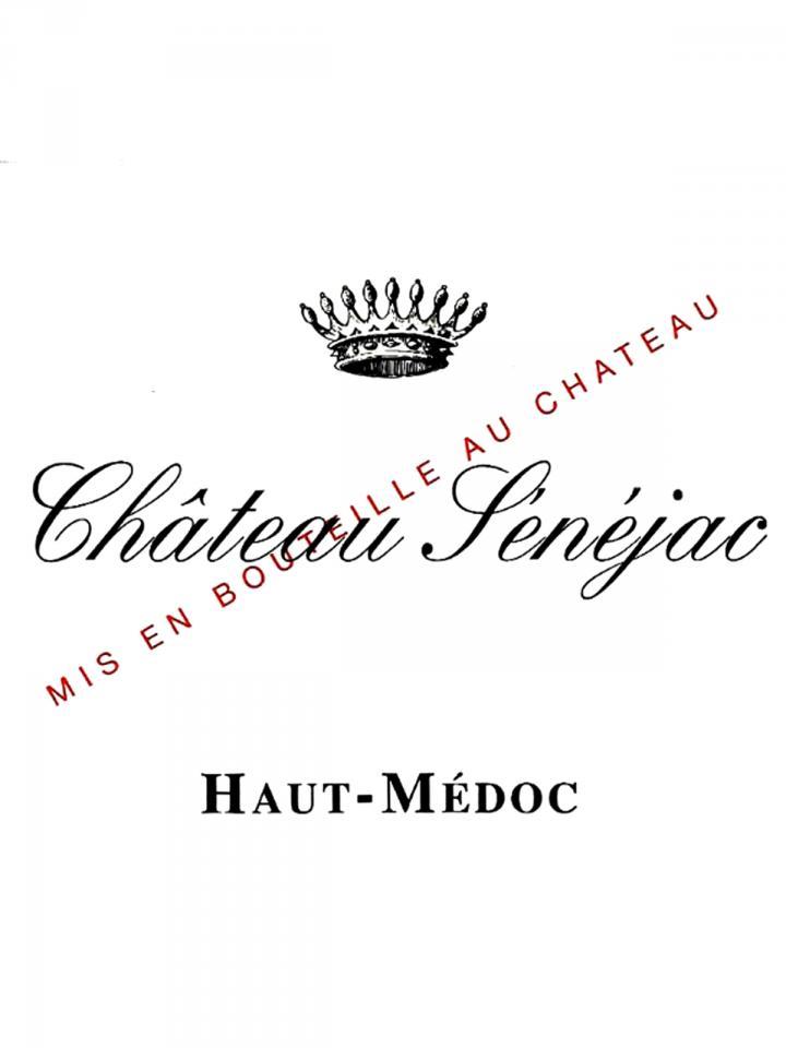 Château Sénéjac 2011 Bottle (75cl)
