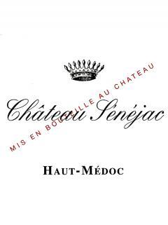 Château Sénéjac 2016 Original wooden case of 6 bottles (6x75cl)