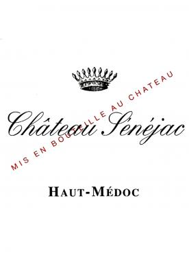 Château Sénéjac 2016 12 bottles (12x75cl)