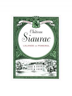 Château Siaurac 2016 12 bottles (12x75cl)