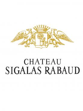 Château Sigalas Rabaud 2003 Original wooden case of 6 bottles (6x75cl)