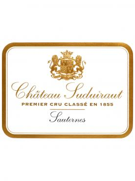 Château Suduiraut 2006 Original wooden case of 12 bottles (12x75cl)