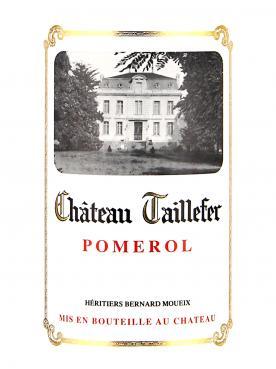 Château Taillefer 1961 Bottle (75cl)