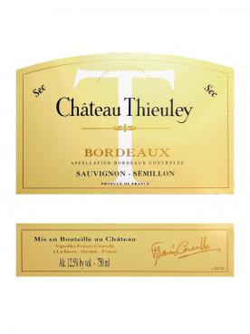 Château Thieuley 2014 12 bottles (12x75cl)