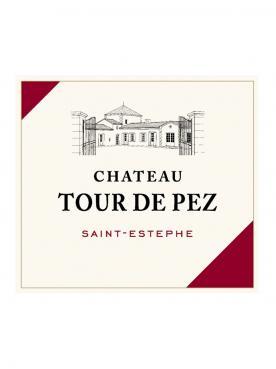 Château Tour de Pez 2015 Original wooden case of 6 bottles (6x75cl)