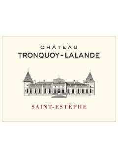 Château Tronquoy-Lalande 2014 Original wooden case of 12 bottles (12x75cl)