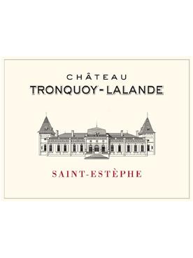Château Tronquoy-Lalande 2012 Bottle (75cl)