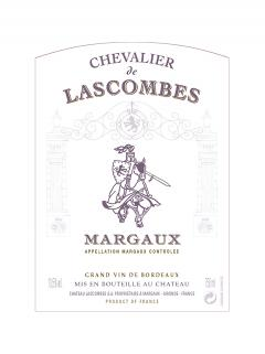 Chevalier de Lascombes 2017 Original wooden case of 12 bottles (12x75cl)