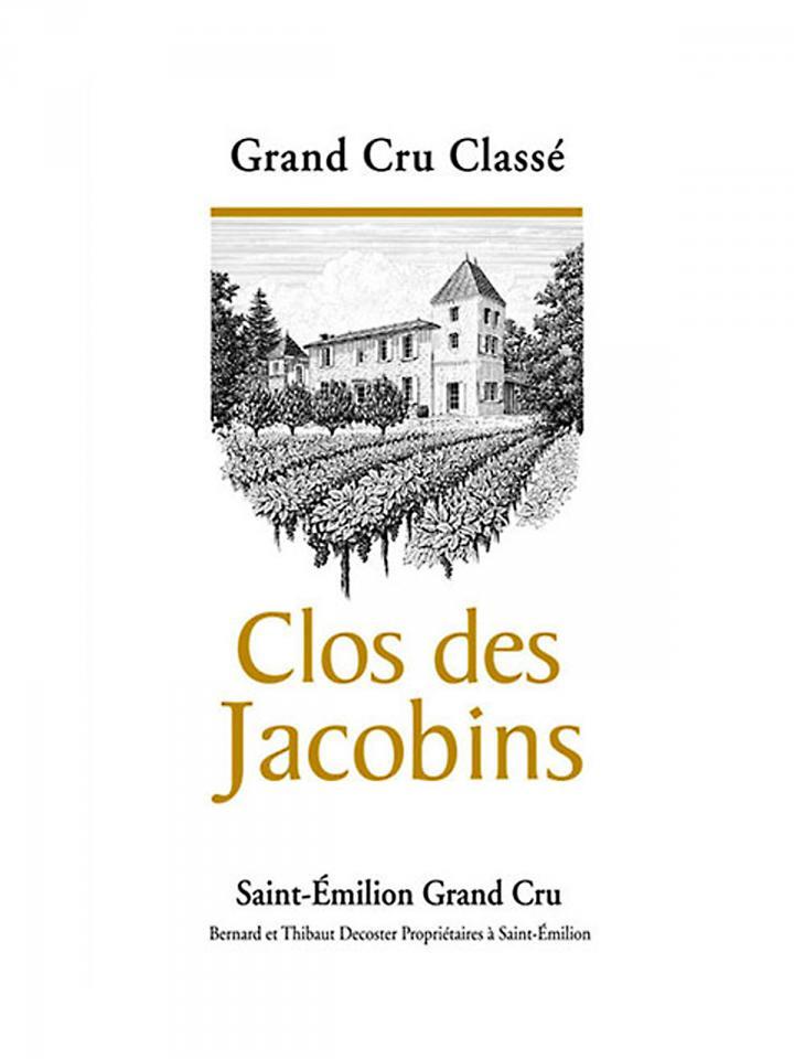 Clos des Jacobins 2011 Original wooden case of 12 bottles (12x75cl)