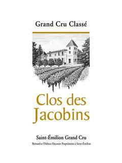 Clos des Jacobins 2010 Original wooden case of 12 bottles (12x75cl)