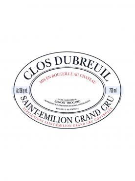 Clos Dubreuil 1999 Magnum (150cl)