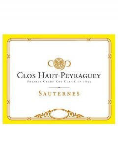 Clos Haut-Peyraguey 2005 Original wooden case of 12 bottles (12x75cl)