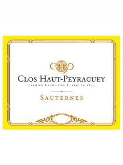 Clos Haut-Peyraguey 2016 Original wooden case of 6 bottles (6x75cl)