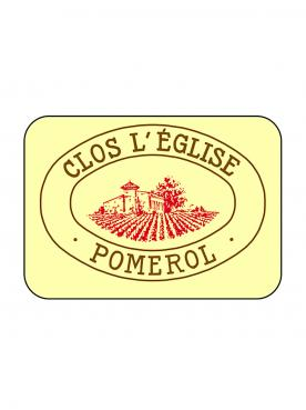 Clos l'Eglise 2014 Original wooden case of one magnum (1x150cl)