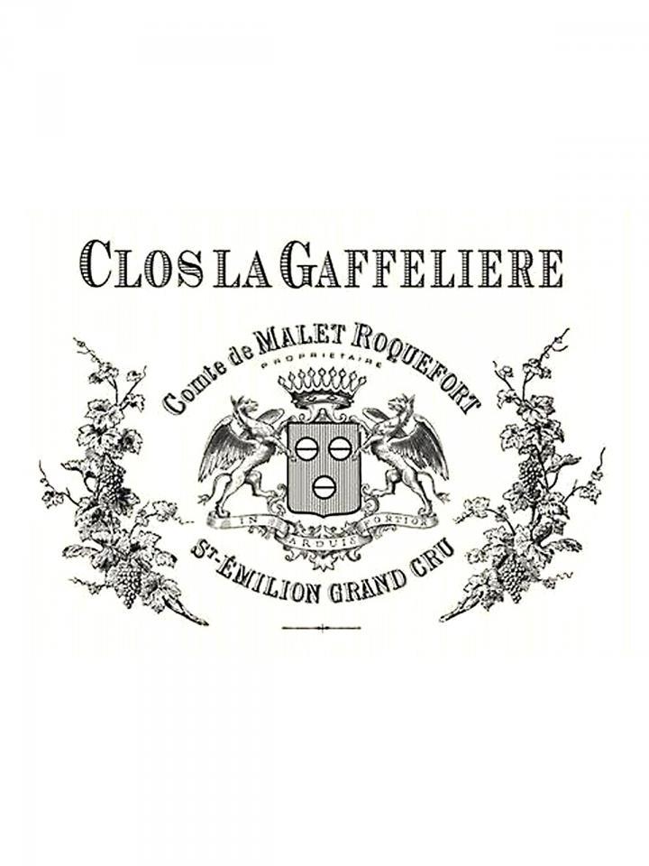 Clos la Gaffelière 2017 6 bottles (6x75cl)