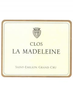 Clos La Madeleine 2014 Original wooden case of 6 bottles (6x75cl)