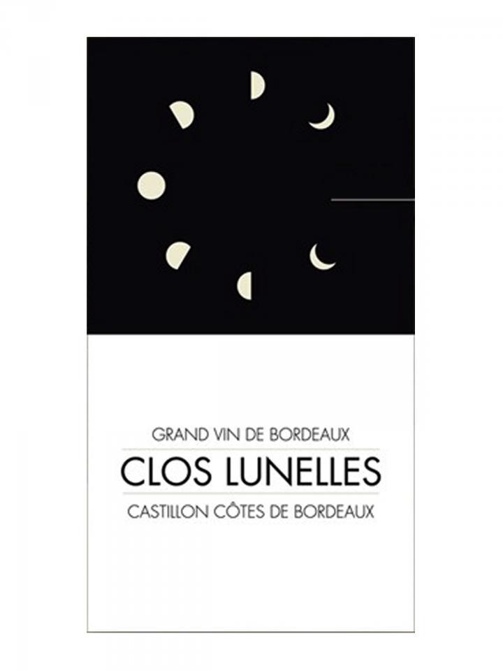Clos Lunelles 2016 Original wooden case of 3 magnums (3x150cl)