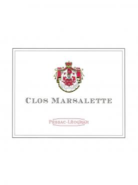 Clos Marsalette 2018 Original wooden case of 12 bottles (12x75cl)