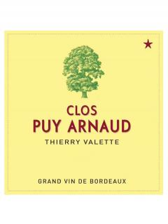 Clos Puy Arnaud 2016 6 bottles (6x75cl)