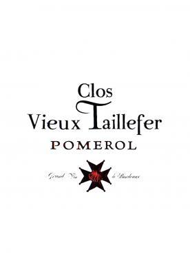 Clos Vieux Taillefer 2019 Original wooden case of 6 bottles (6x75cl)