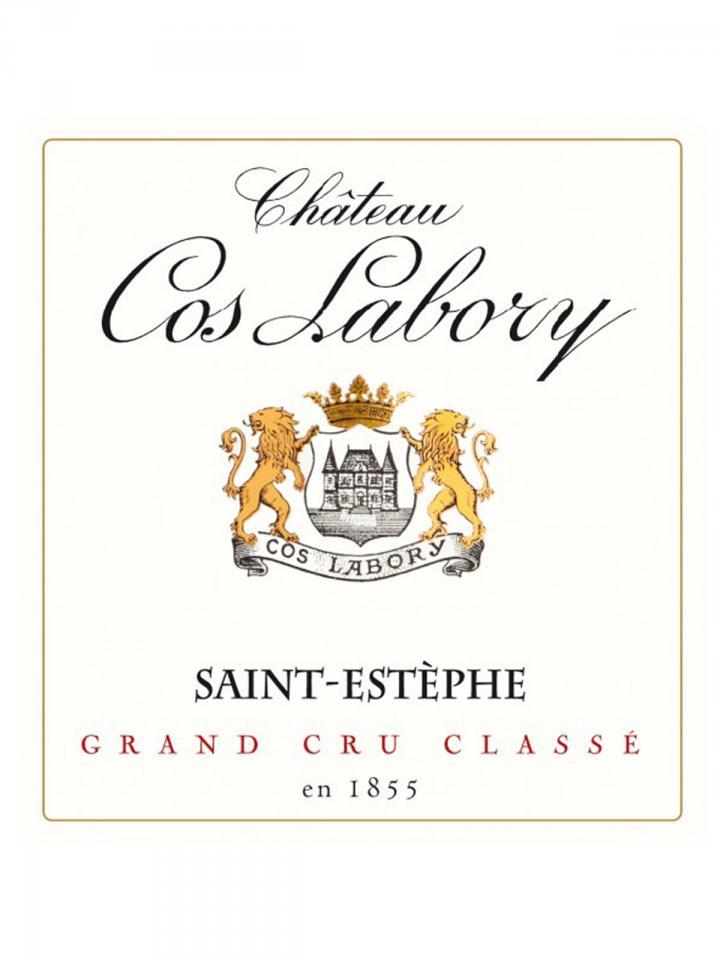 Château Cos Labory 2017 Original wooden case of 6 bottles (6x75cl)